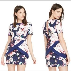 Finders Keepers Pursuit Dress Large